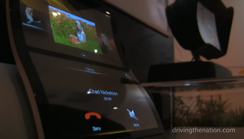 Continental AG AMOLED Technology Integration