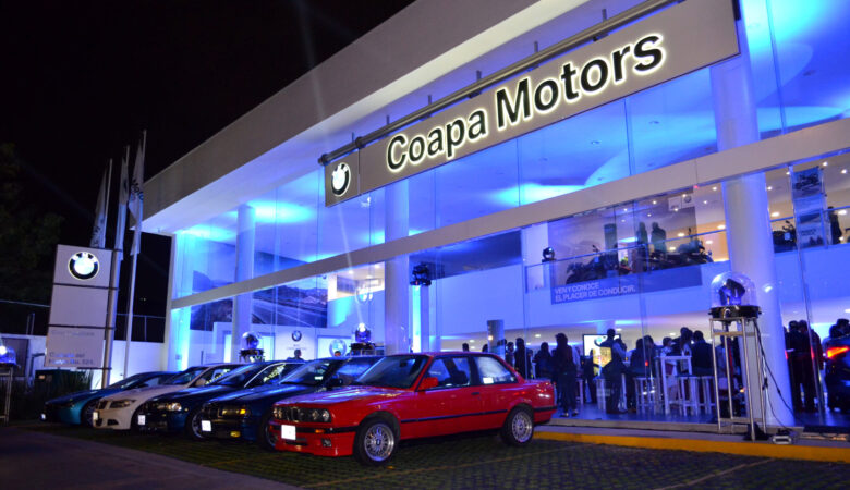 A dinner, A promise, A dealership - BMW's President & CEO goes to Mexico