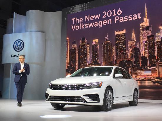 Volkswagen's Horn aplogizing
