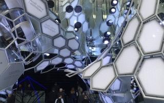 2015 Frankfurt Motor Show (IAA) Audi Hall