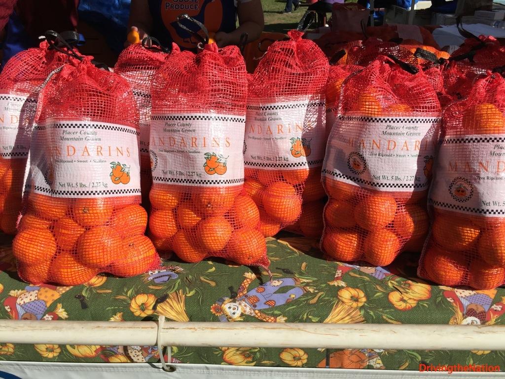 Mountain Mandarin Orange Festival