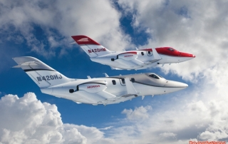 Honda flying high with jet FAA type certification