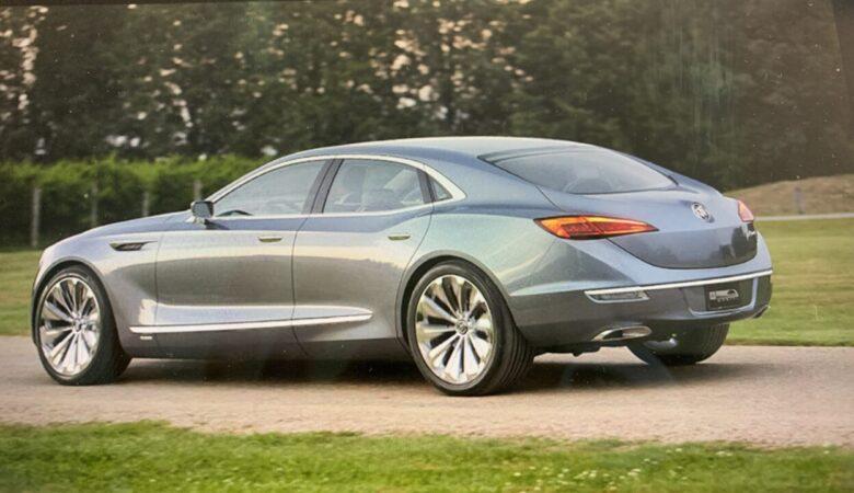 Buick Avenir concept car 2016 Ed Welburn General Motors car designer