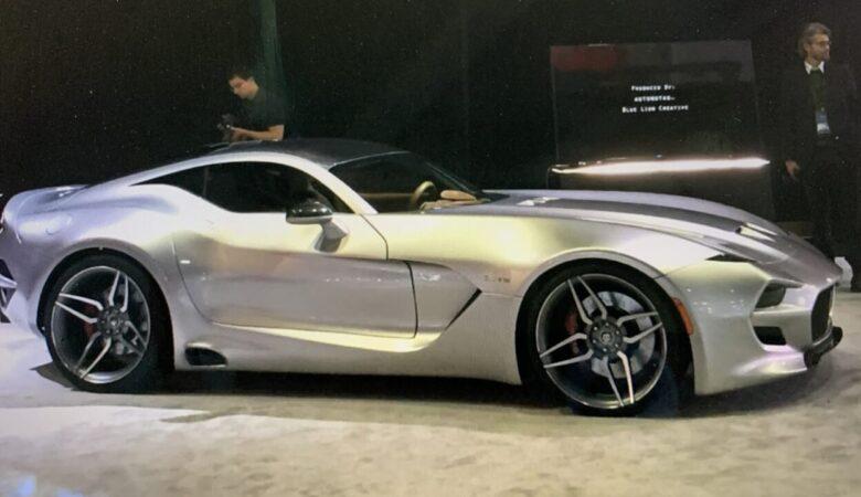 VLF automotive: Villarreal, Fisker, Lutz and the VLF Force 1