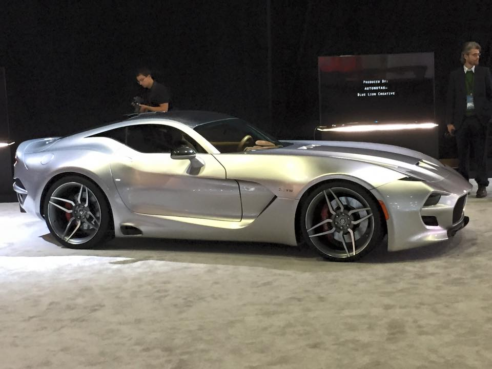 VLF automotive: Villarreal, Fisker, Lutz and the VLF Force 1