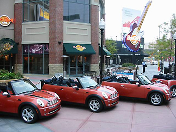 2005_MINI_convertible_orange_hardrock_cafe Alternatives to hybrids