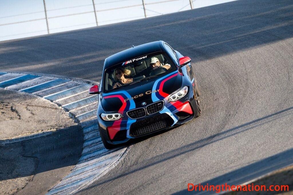 California and BMW M2; not a State, a state of mind Mazda Laguna Seca raceway