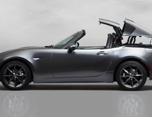 Fastback and furious Mazda MX-5 RF global debut