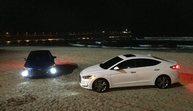 Imperial Beach in a 2017 Hyundai Elantra