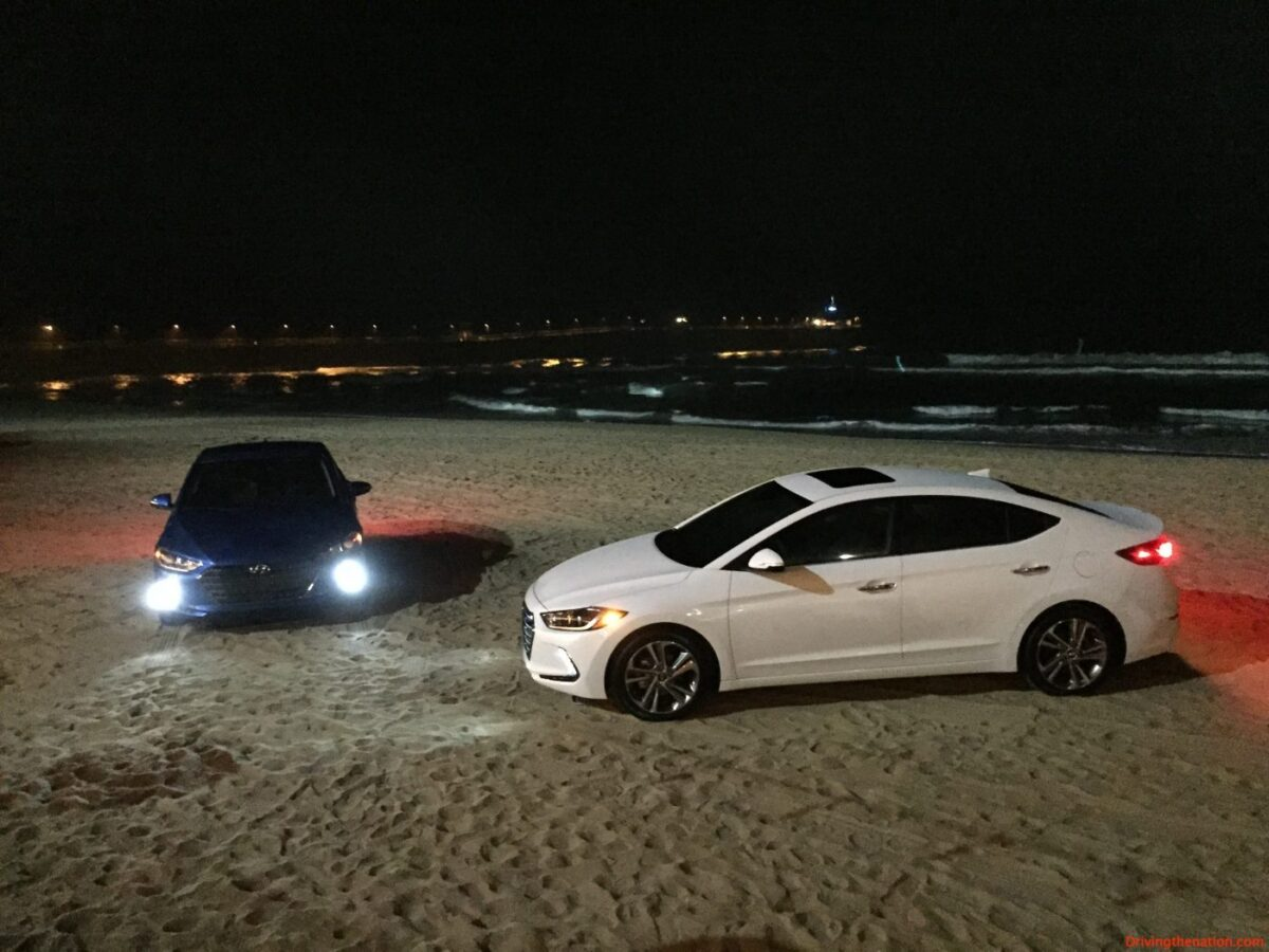 Imperial Beach in a 2017 Hyundai Elantra