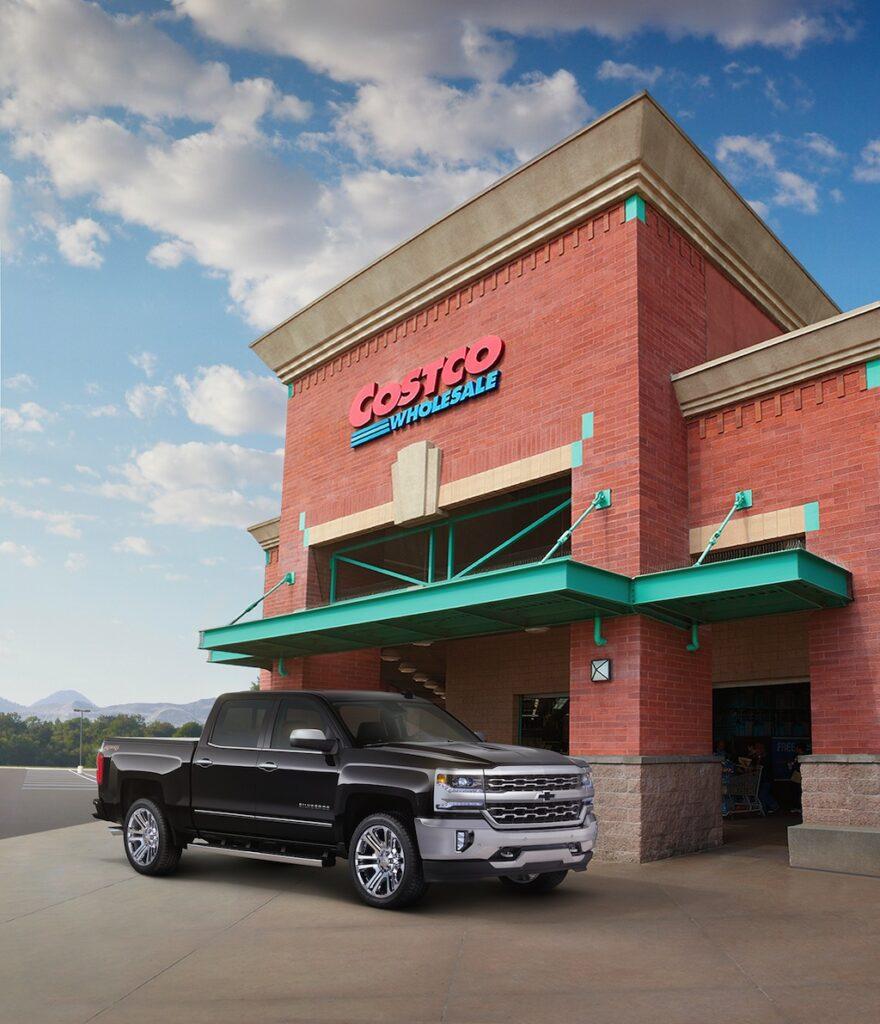 Costco Auto & Chevy Offer Exclusive Silverado
