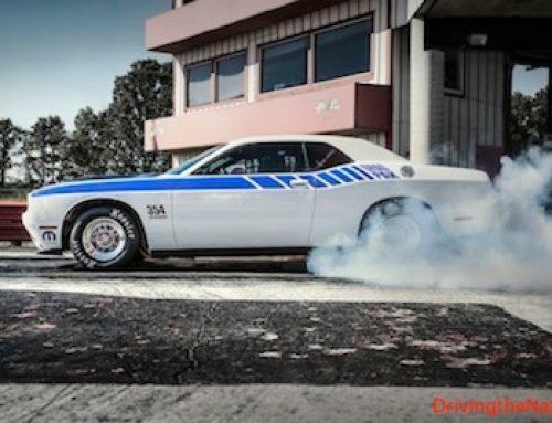 Mopar hottest Drag Pak in Dodge Challenger