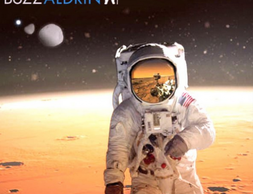 Buzz Aldrin – Humans to Mars Summit