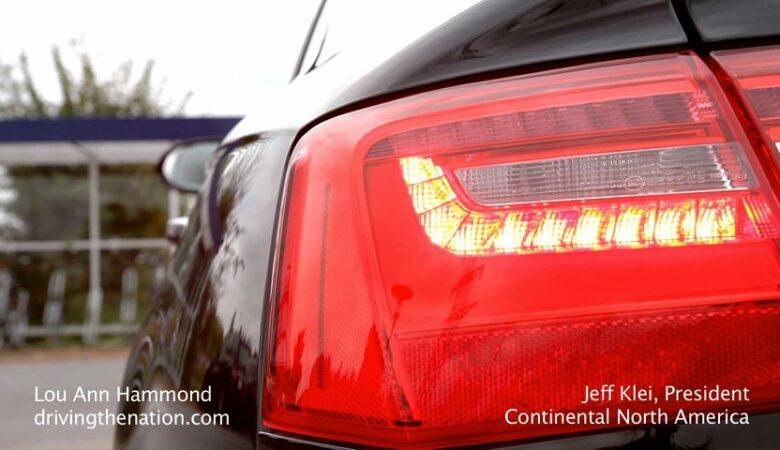 Continental's Jeff Klei on autonomous vehicles