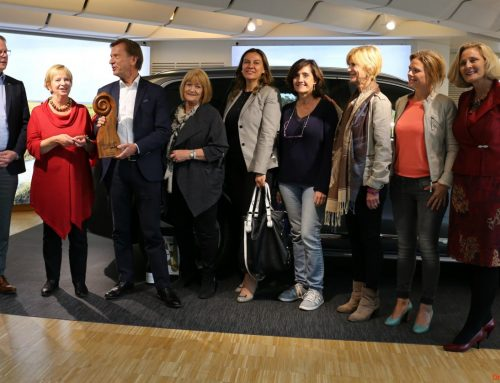 WWCOTY awards Volvo XC 90 car of the Year