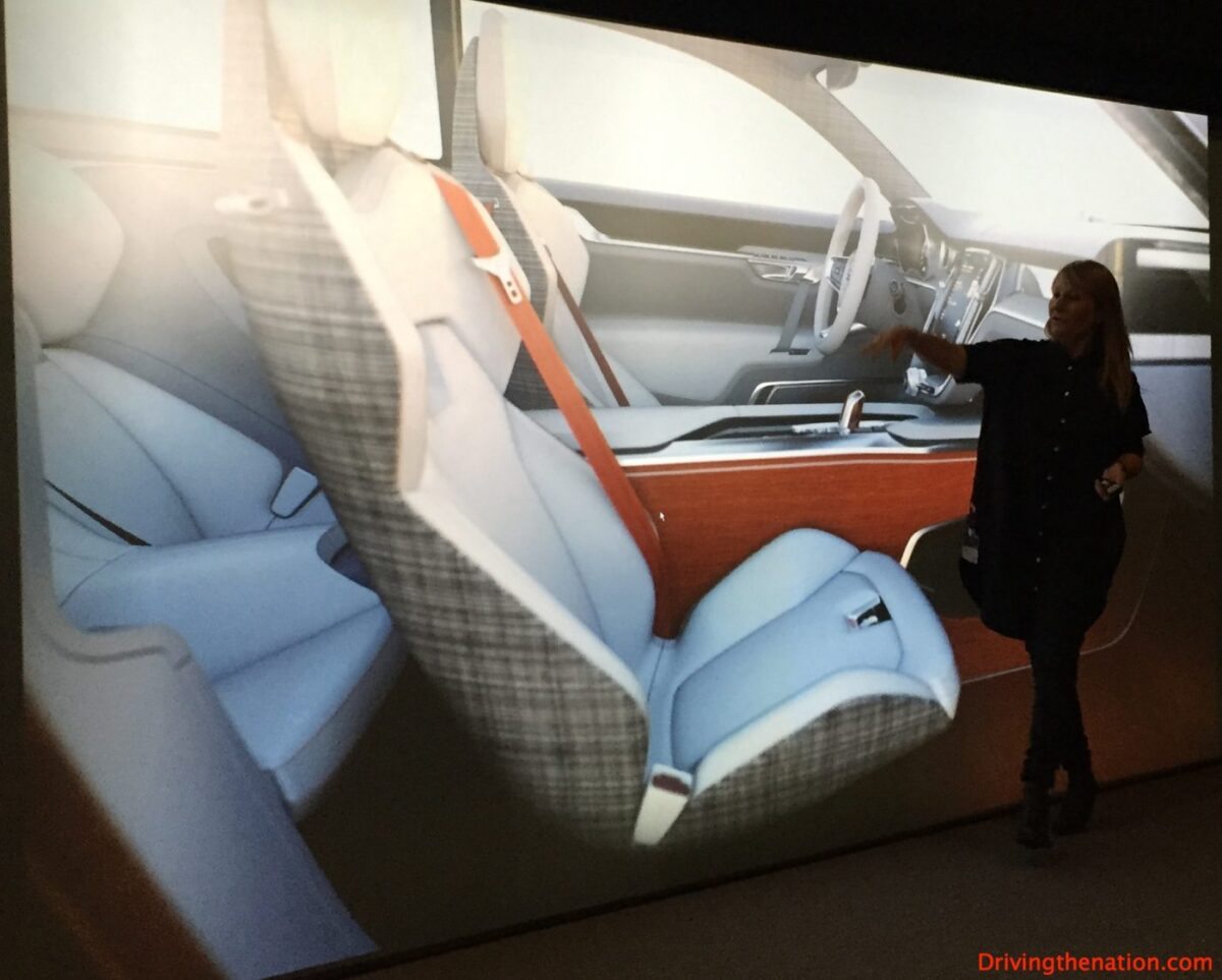 A Sneak Peak Into Volvos Future Cars From Sweden