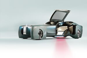 John Batchelor radio, Rolls-Royce Vision Next 100