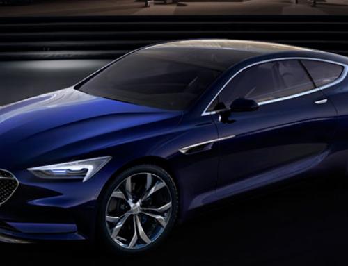 Buick Avista concept car of the Year