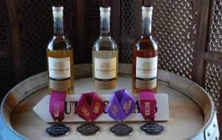 Autry awards artisan winery
