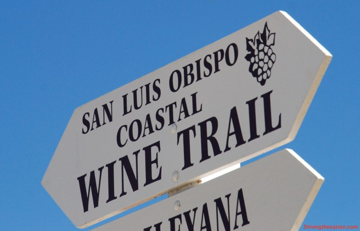 San-Luis-Obispo-Coastal-Wine-Trail Autry cellars artisan winery experience Automobiles and Energy Food and Wine Travel & Leisure