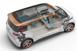Concept Truck of the Year  VW Budd-e