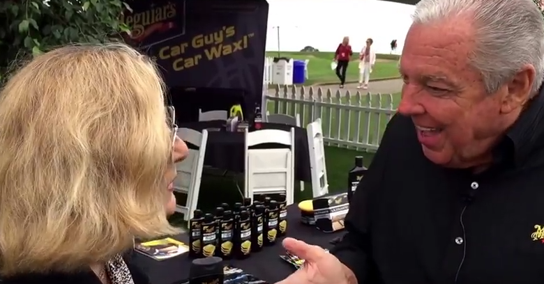 Barry Meguire talks about Meguiar's history