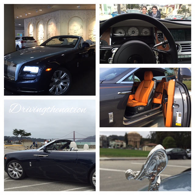 Rolls-Royce Dawn, Pebble Beach carchat