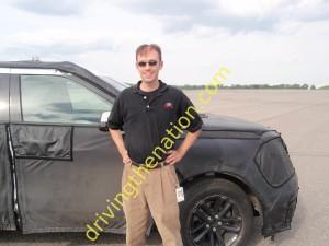 Dan Eisele Ford Motor Company RSC Algorithm Engineer