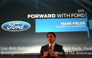 Mark Fields Ford
