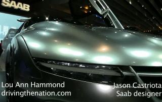 Saab designer