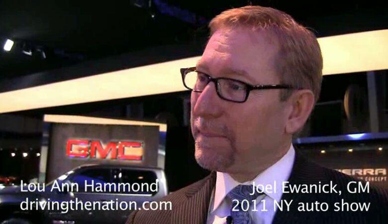 Joel Ewanick out of General Motors