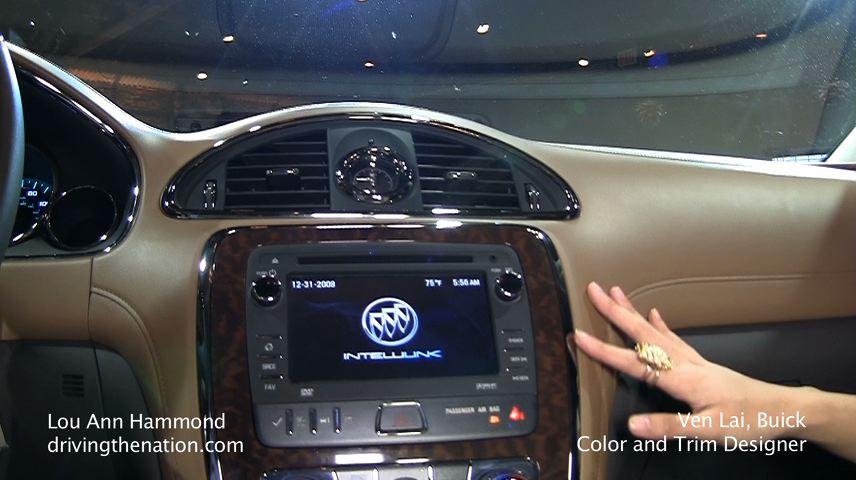 2012 Buick Color And Trim Designer Ven Lai Drivingthenation