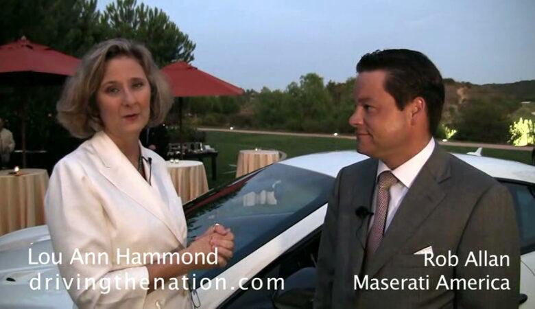 Maserati MC