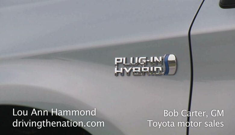 2012 Toyota prius plugin