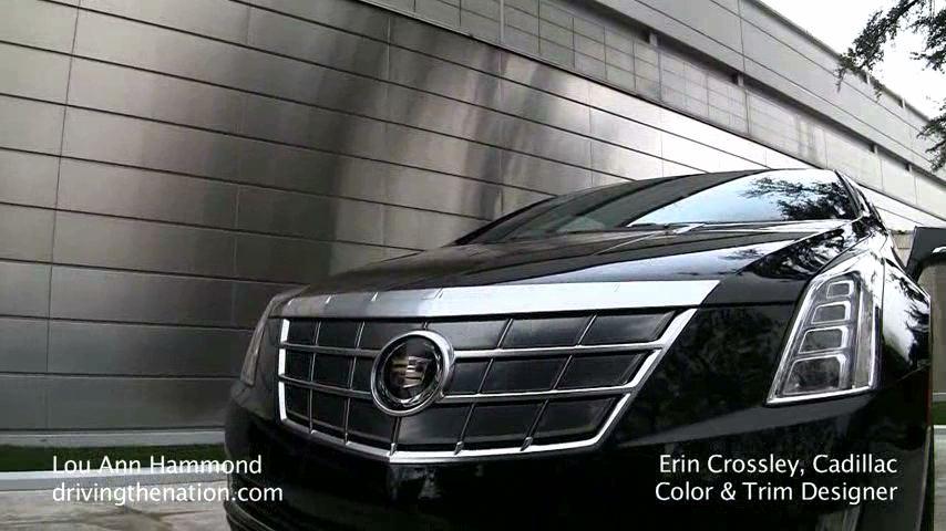 2014 Cadillac Elr S Color And Trim Designer Erin Crossley Drivingthenation