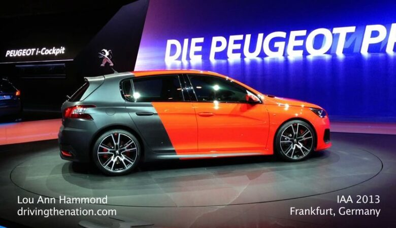 2013 IAA Frankfurt auto show
