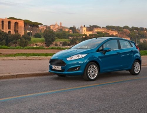 Ford Fiesta wins Women's World Car of the Year (WWCOTY)