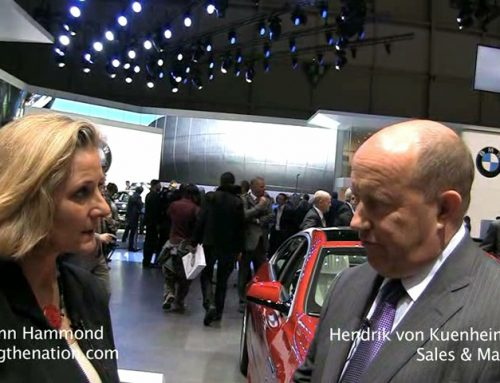 Automotive executives talk about Russia and Ukraine