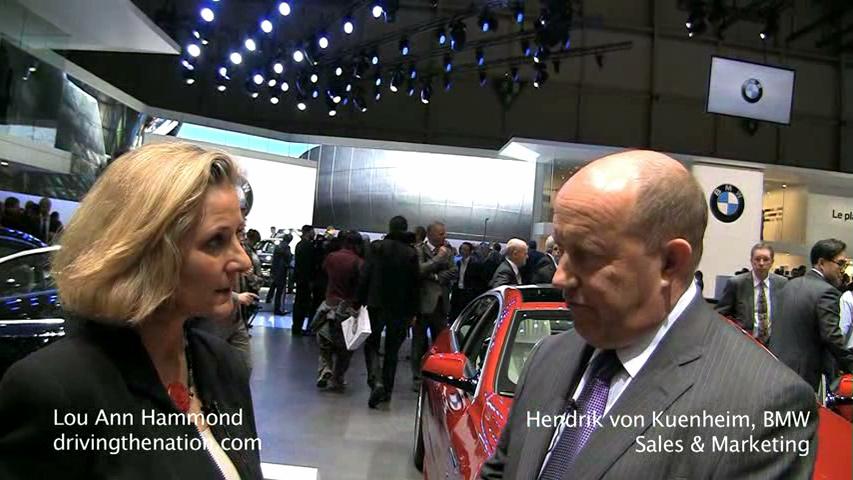 Automotive executives talk about Russia and Ukraine
