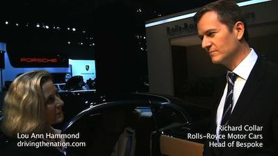 Bespoke Rolls-Royce Motor Cars Richard Collar
