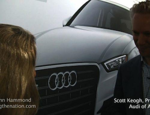 Scott Keogh, President Audi of America, on the Audi A3