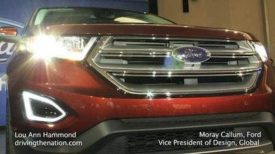 Ford Edge Moray Callum