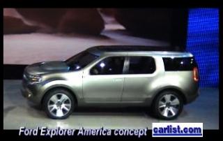 Ford Explorer concept