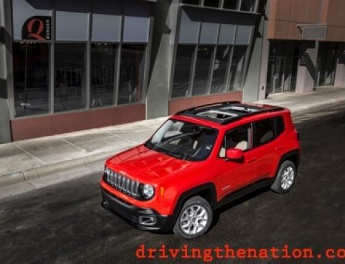 2015 JEEP Renegade unveiled at the 2014 Geneva Motor Show