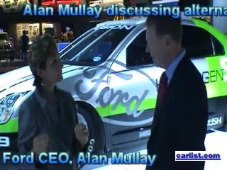 Alan Mulally on alternative energy
