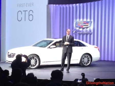 Top Ten cars 2015 New York auto show