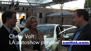 Chevy Volt Introduction