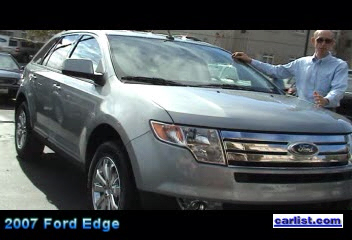 2007 Ford Edge,John Clinard,Ford