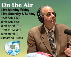 John Bachelor radio show