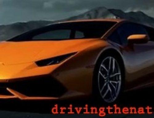 Lamborghini Huracan at the 2014 Geneva Motor Show